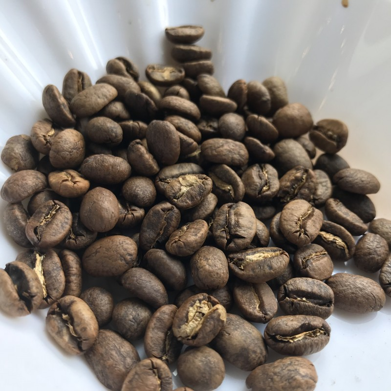 Indonesia Sumatra Blue Batak