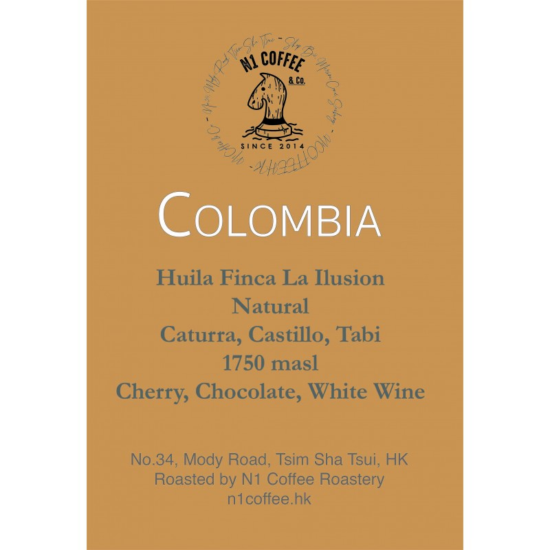 Colombia Huila Natural